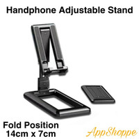 HandPhone Stand Holder Smartphone Adjustable Foldable Universal Dock