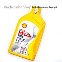 OLI SHELL HELIX HX6 10W 40 SNPLUS 1L