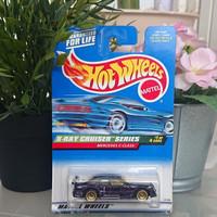 Hot Wheels 1999 #945 Mercedes Benz C Class | X Ray Cruiser