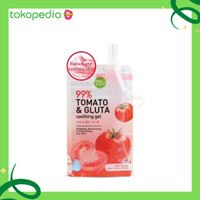 BABY BRIGHT TOMATO & GLUTA SOOTHING GEL 50GR