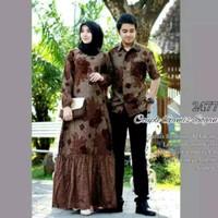 batik couple baju pesta sarimbit batik