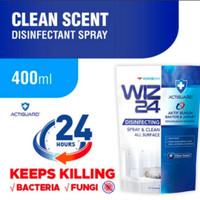 Wiz24 Desinfektan 400ml Refill Pouch