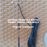 Antena TPLINK MR6400 MR100 Penguat Sinyal Eksternal Router Wifi