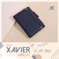 Jims Honey - Xavier Wallet Dompet Wanita Import - Biru