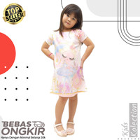 Dress Anak balerina girl / baju anak perempuan/cewek umur 2 3 - dewasa