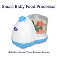 Baby Safe Smart Baby Food Processor Blender Pembuat Makanan Bayi LB609
