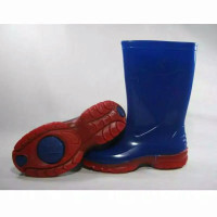 Sepatu boots boot AP sepatu anak sepatu karet sepatu hujan anak