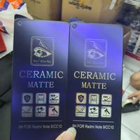 Xiaomi Redmi Note 9 Ceramic Matte Anti Blue Ray Screen Guard