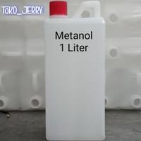Metanol / Methanol / Pendingin Anti Beku / Bahan Sabun / 1 Liter