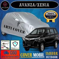 Cover Penutup Body Mobil Avanza Xenia Veloz free pengikat ban - COD