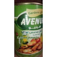 Foul Madamas - Foul Arab enak Merk Avenue - Kacang kaleng