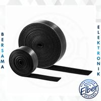 ELBER - HL0132 Velcro Kabel Strap Pengikat Kabel Perekat Kabel 2m Mera