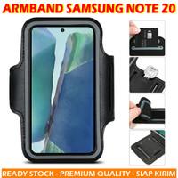 Armband Samsung Note 20 Ultra Arm Band Sarung HP Lengan Jogging Joging