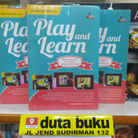 Buku Permainan Edukatif Anak Usia Dini Paud 0-4 TAHUN PLAY AND LEARN