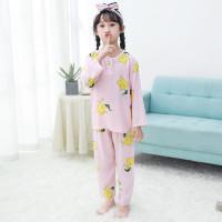 Piyama Anak Wanita 3 Tahun Import Lengan Panjang Setelan Baju Tidur