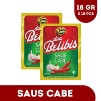 SAOS CABE (Sachet) 18 gr