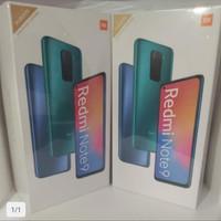 Redmi Note 9 4/64 Garansi Resmi