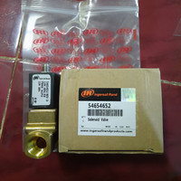 ingersoll rand solenoid valve blowoff for UP5-37PE pn 54654652