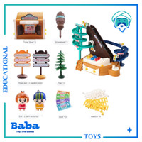 Mainan Edukasi Anak DIY Rakit Roller Coaster