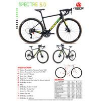 Road Bike Sepeda Balap PACIFIC SPECTRE 5.0. CARBON
