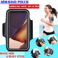 Samsung Galaxy Note 20 Ultra Armband Pouch Arm Band Sport Sarung Lari