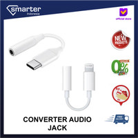 Converter Type C To 3.5mm Jack Audio Cable Adapter IPHONE SAMSUNG