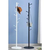 Stand Hanger Gantungan Baju Jaket Topi Model Berdiri Minimalis A865