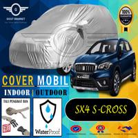 Selimut Sarung Body Cover Mobil suzuki sx4 scross pengait ban