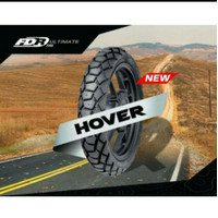 BAN FDR 100/80-14 TYPE HOVER DUAL PURPOSE TYPE ( SEMI TRAIL ) TUBLES