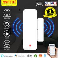 VETTO Smart Home WIFI Window & Door Sensor - no hub required