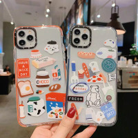 CASE IPHONE BREAD AND BEAR 6/7/8/11/S/PLUS/PRO/X/XR/XSMAX