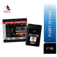 NEW PARFUM SAKU AXE ISI 17 ML-PARFUM POCKET AXE DEO BODY SPRAY-BLACK