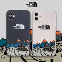 CASE IPHONE NORTH FACE 2 7/8/11/12/S/PLUS/PRO/X/XR/XS/MAX