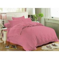 Sprei Sandy Collection Kain Dispearse Banyak Warna Ukuran 180 x 200 - Pink