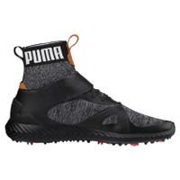Puma Golf Men Ignite Pwradapt Hi-Top Black Shoes-18993202