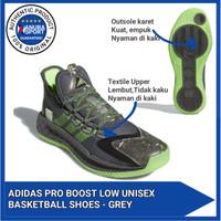 Sepatu Olahraga Adidas Pro Boost Basket Wanita Pria Original Murah