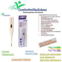 Thermometer Omron MC 245 Original sangat akurat
