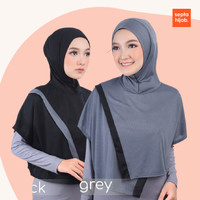 Sport Hijab Kerudung Olahraga Sweat Hijab Jilbab Olahraga Dryfit