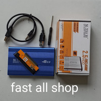 casing/case hardisk external ata/ide 2,5