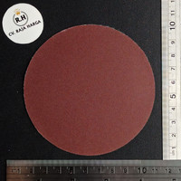 Amplas Bulat Velcro Grit 240 / 400 - 400