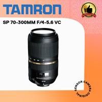LENSA TAMRON AF 70-300MM F/4-5.6 DI LD MACRO 1:2 FOR CANON NIKON