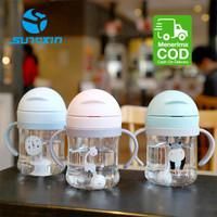 Botol Minum Bayi Gelas Anak Balita 270ML Training Cup Baby BPA Free