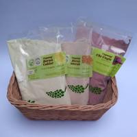 Tepung beras coklat organik 500gram