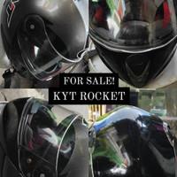 Helm KYT ROCKET SIZE XL