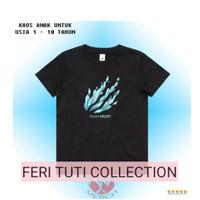 Baju Kaos fashion anak laki-laki perempuan team frost murah