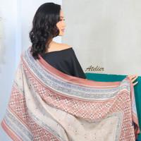 Lulu by Lingkaranscarves - Atelier Shawl / Syal / Scarf / Pashmina