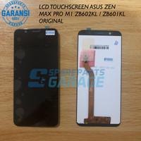 LCD TOUCHSCREEN ASUS ZEN MAX PRO M1 ZB602KL ZB601KL BLACK ORIGINAL