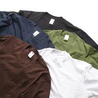 Sipolos Kaos Oversize Pocket Lengan Pendek Cotton Combed 20S