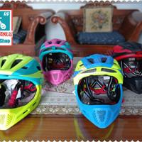 Helm Pushbike Balancebike Merk Tomshoo