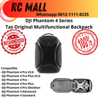 Backpack Original Drone Quadcopter DJI Phantom 4 dan Phantom 3 Series